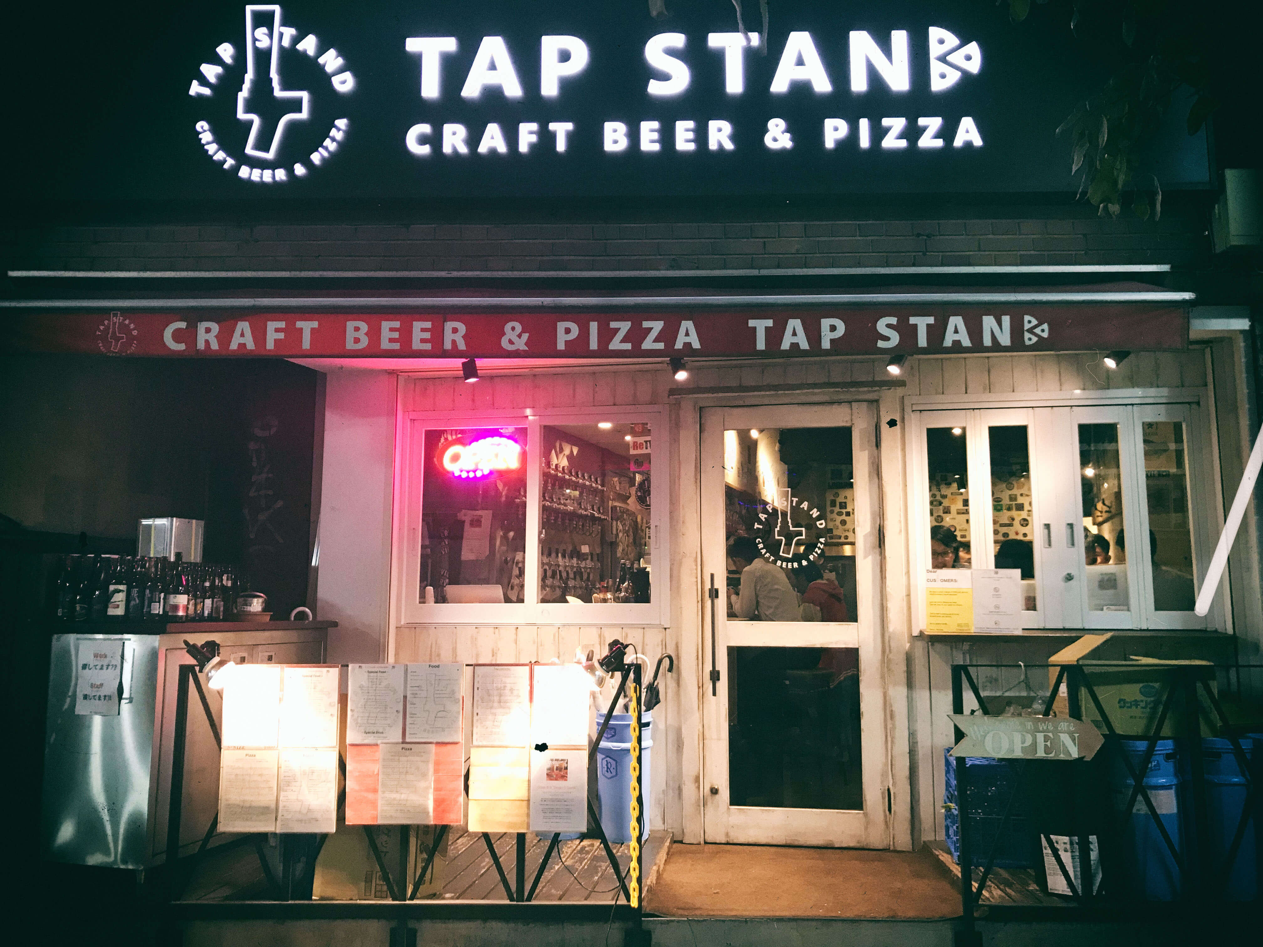 Tap Stand Craft Beer and Pizzeria