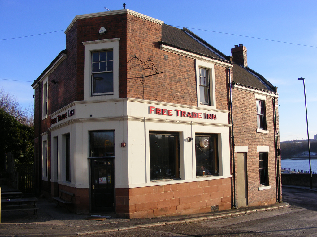 Free Trade Inn in Newcastle Upon Tyne