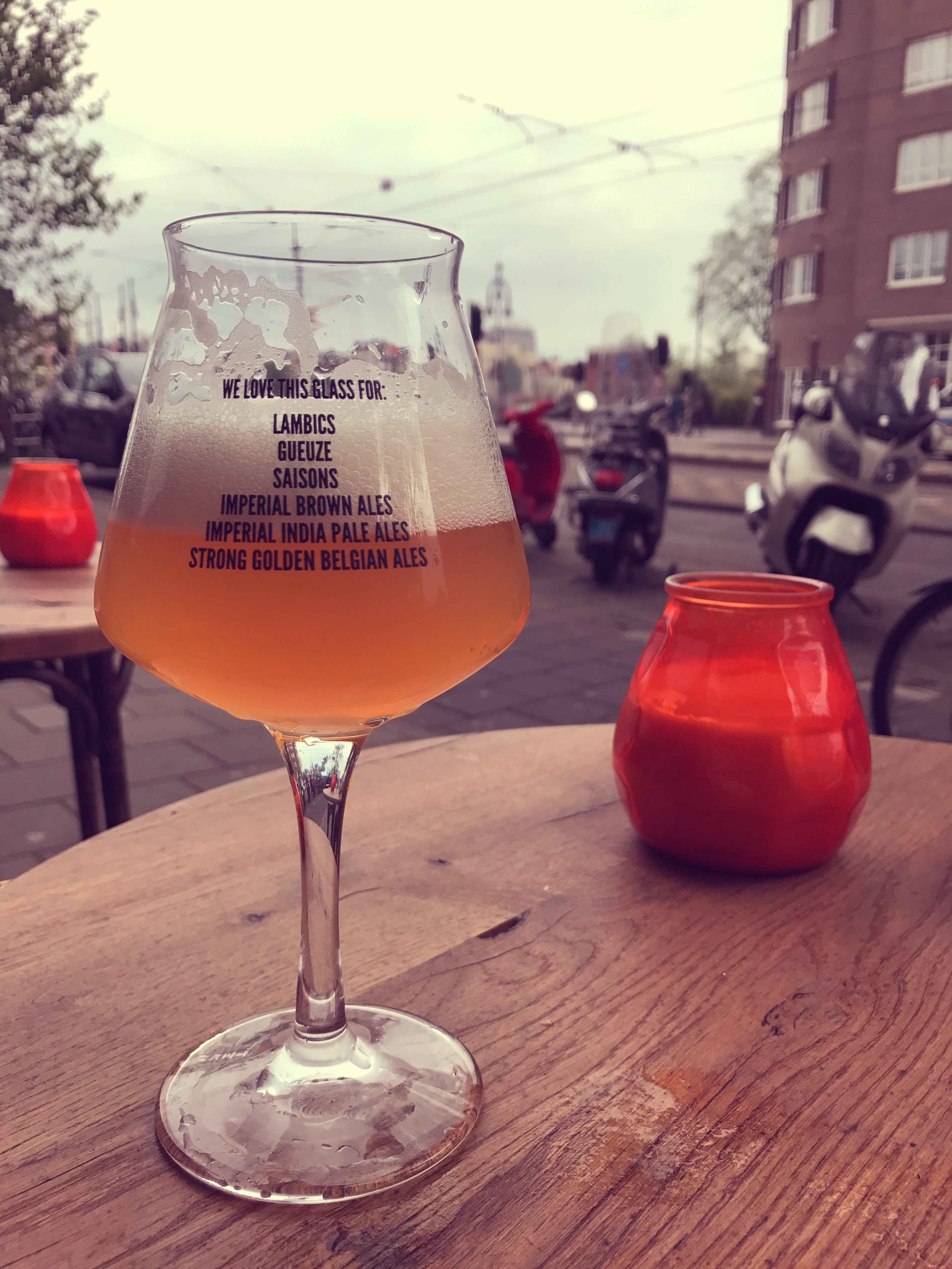 Foeders, craft beer bars in Amsterdam