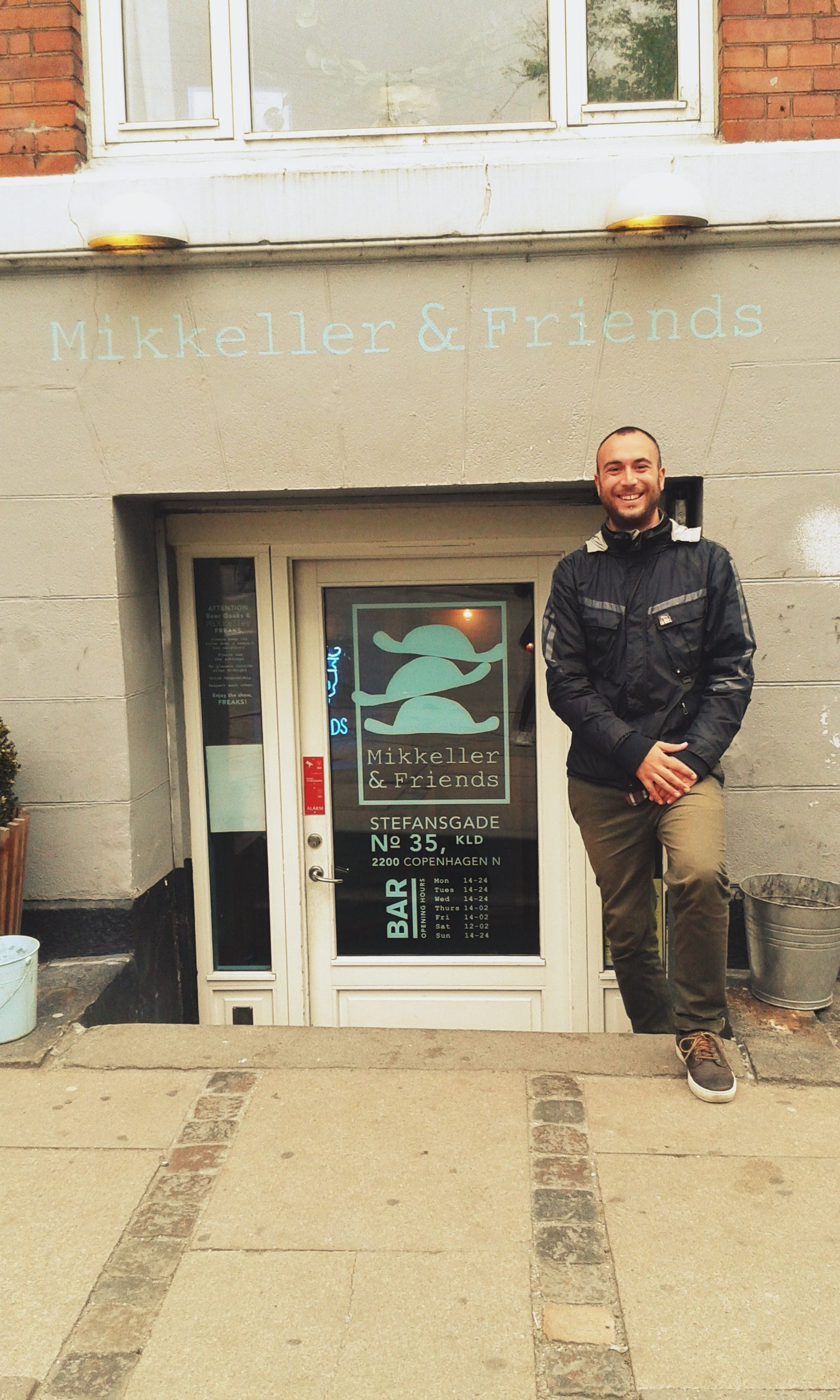 Miber @Mikkeller & Friends, Copenhague