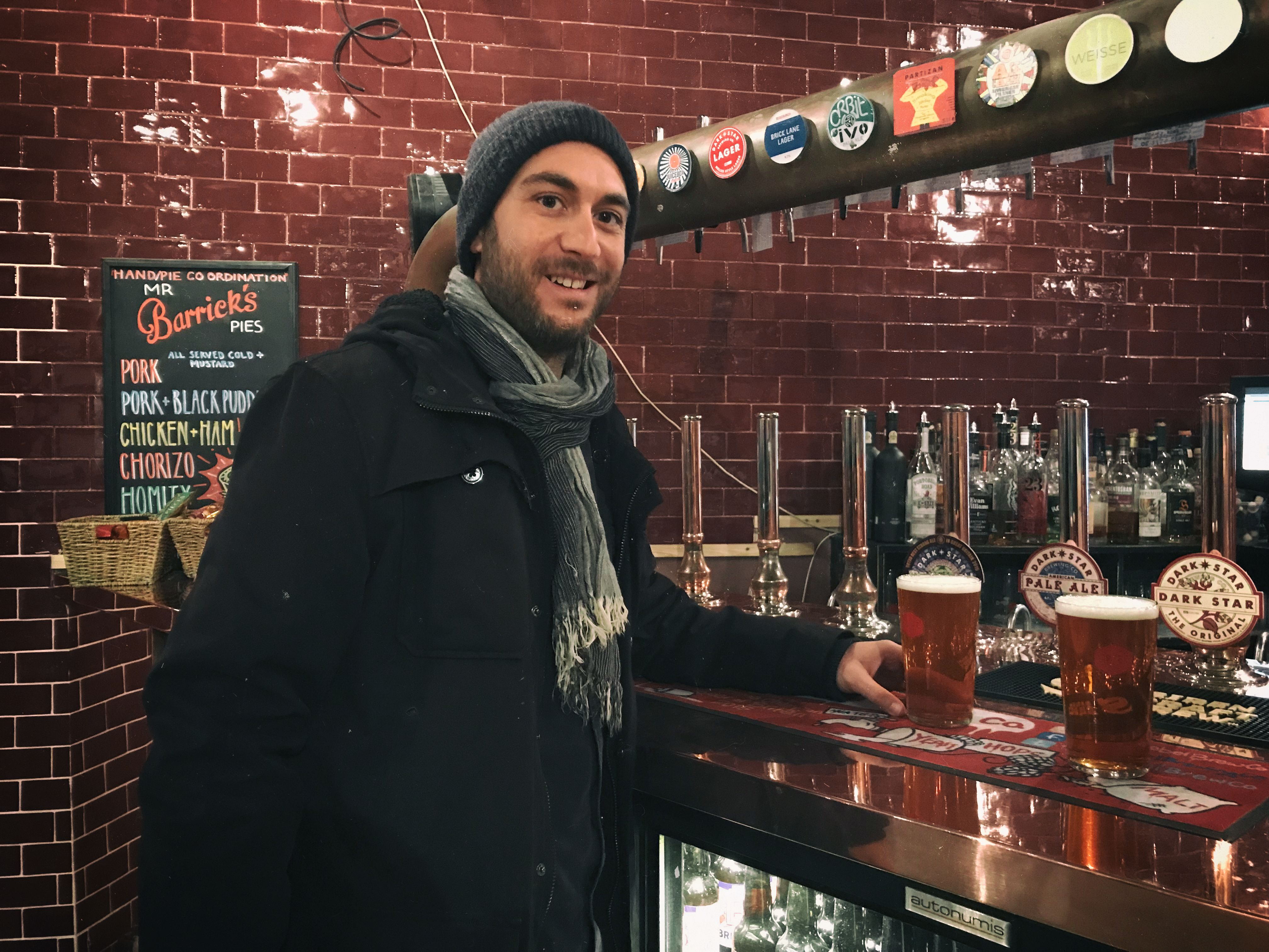 Craft Beer Co. in Brixton