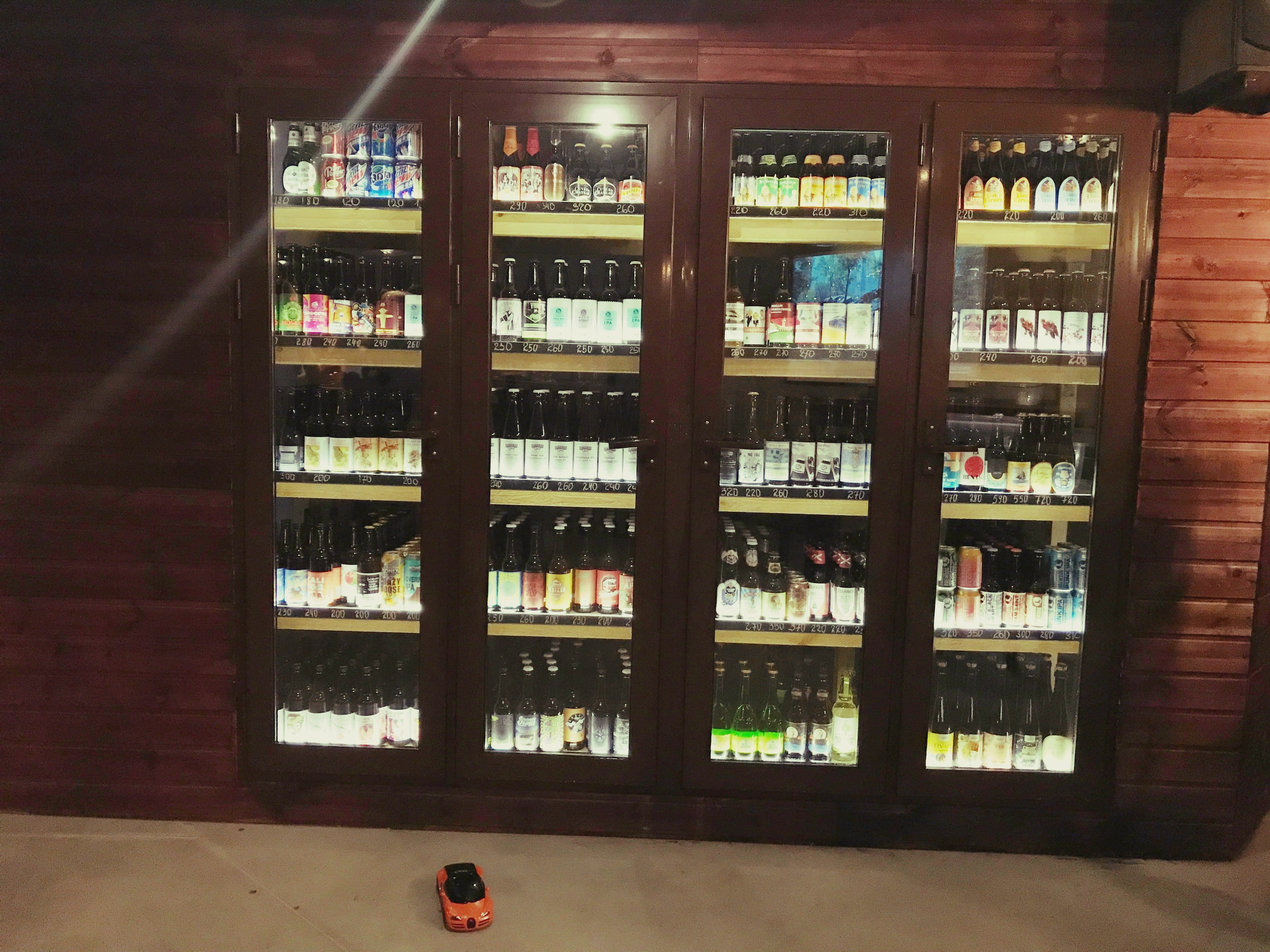 Craft beer bars in Moscow and Novosibirsk | DRUNK MAMARRACHOS