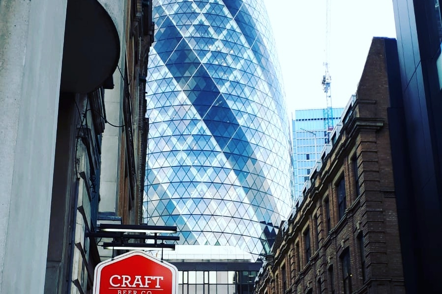 Craf Beer Co. in London
